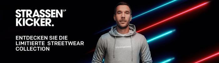 Rakuten und Fußball-Star Lukas Podolski arbeiten künftig zusammen