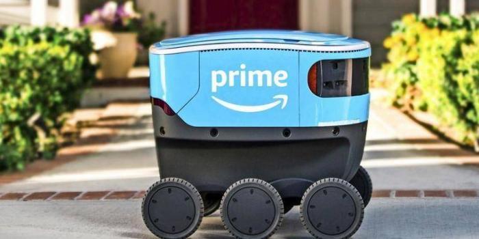 Amazon testet in Seattle die Lieferung durch sechs Roboter