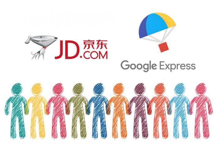 JD.com und Google Express bauen Kooperation aus