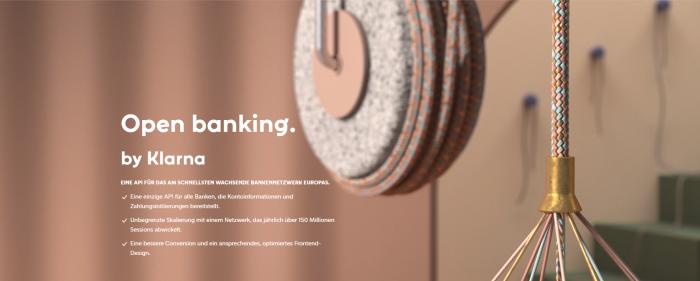 Klarna startet Open-Banking-Plattform