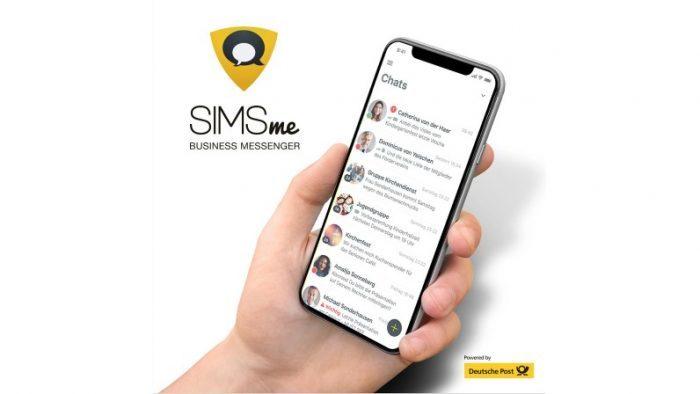 Deutsche Post verkauft ihren Messenger SIMSme an die Brabbler AG