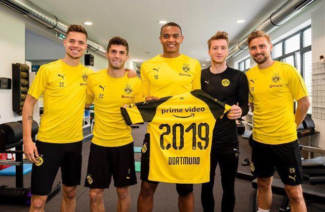 Amazon Prime Video präsentiert neue Sport-Dokuserie über die spannungsgeladene Saison 2018/2019 von Borussia Dortmund