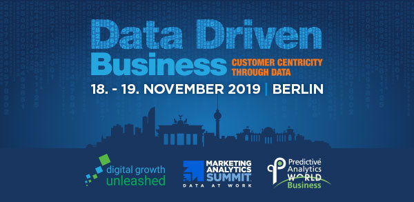 Data Driven Business ist zurück in Berlin!
