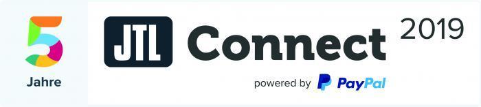 JTL-Connect 2019: Jubiläumsedition mit mehr Programm und größerer Messefläche