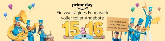 Prime Day 2019: Angebote exklusiv für Prime-Mitglieder starten bereits heute