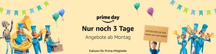 Ab Montag: Vorschau auf die Angebote am Prime Day 2019
