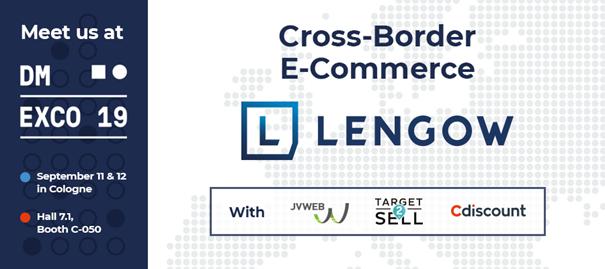 Dmexco 2019: Exklusiver Themenstand Cross-Border E-Commerce
